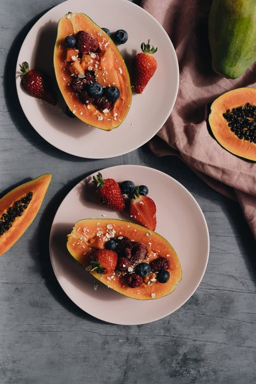 avokádo a ovoc