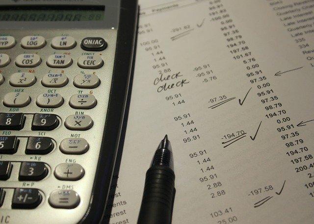 Kalkulačka a faktura