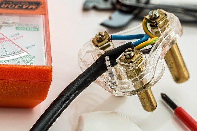 elektroinstalace, kabel